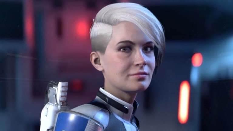 Mass Effect Andromeda Cora