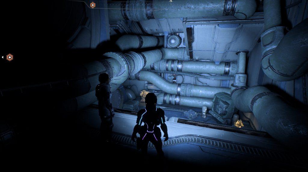 Mass Effect Andromeda Dark Discovery
