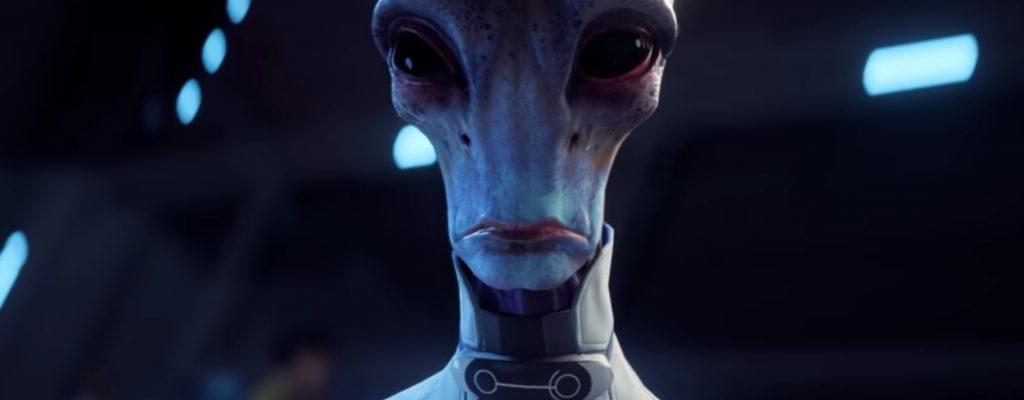 """Kein Mass Effect Andromeda 2? Franchise angeblich erstmal """"auf Eis"""""""
