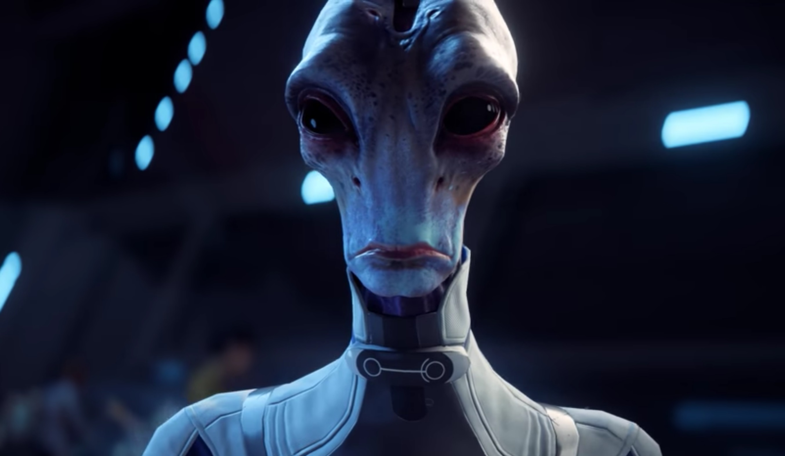 Mass Effect Andromeda Director Tann