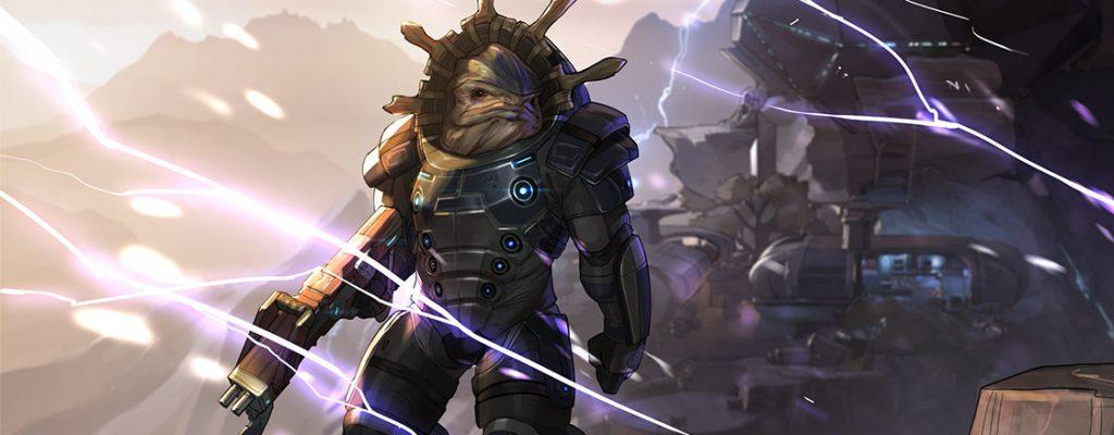 "Mass Effect: Andromeda – Neu im Multiplayer: ""Kroganischer Gladiator"""