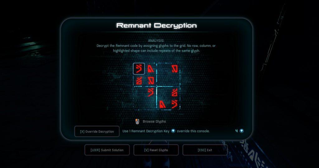 Mass Effect Andromeda Remnant Sodoku
