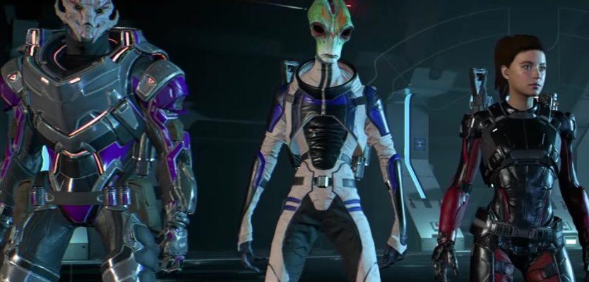 Mass Effect: Andromeda – So sieht der Multiplayer im Trailer aus
