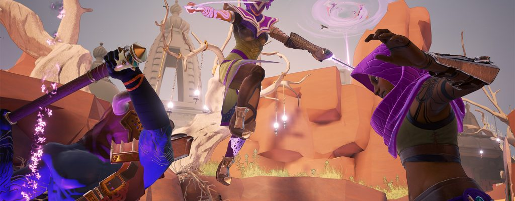 Mirage: Arcane Warfare: Beta-Start –  Chivalry kostenlos zum Download!