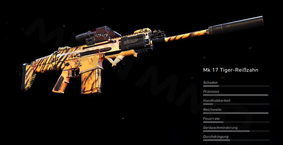 Mk 17 Tiger-Reißzahn PS