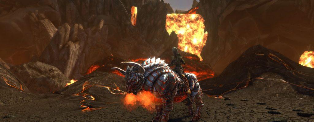 Neverwinter: 50 Feuerseelengorgonen als Mounts gewinnen!