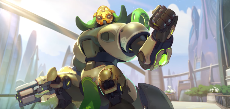 Overwatch: Neue Heldin Orisa – Vorstellung und Origin-Video in Deutsch
