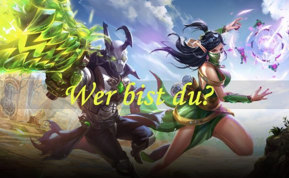 Paladins welcher Champion