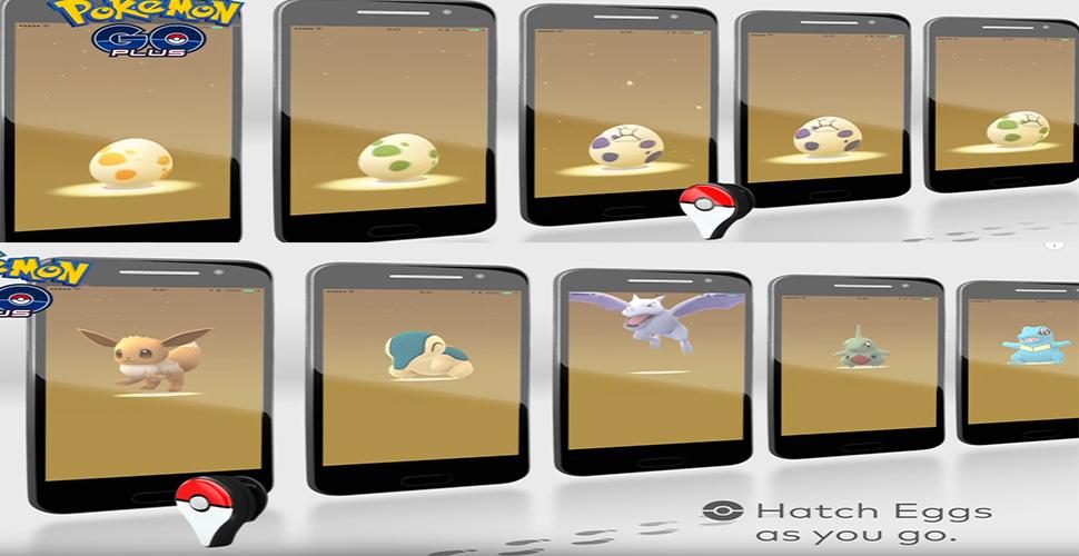 Pokémon GO Eier Starter Youtube