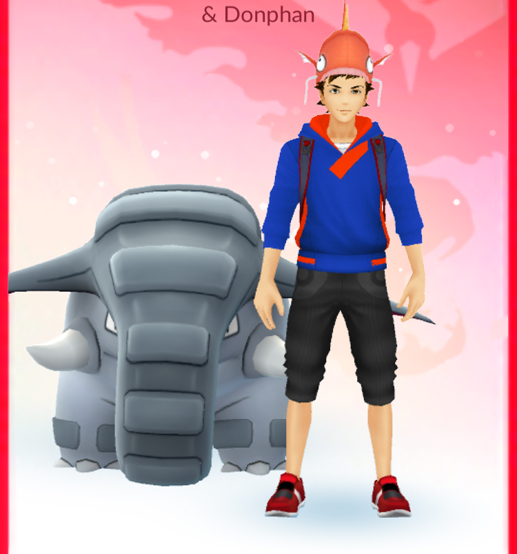 Pokémon GO Karpador Donphan