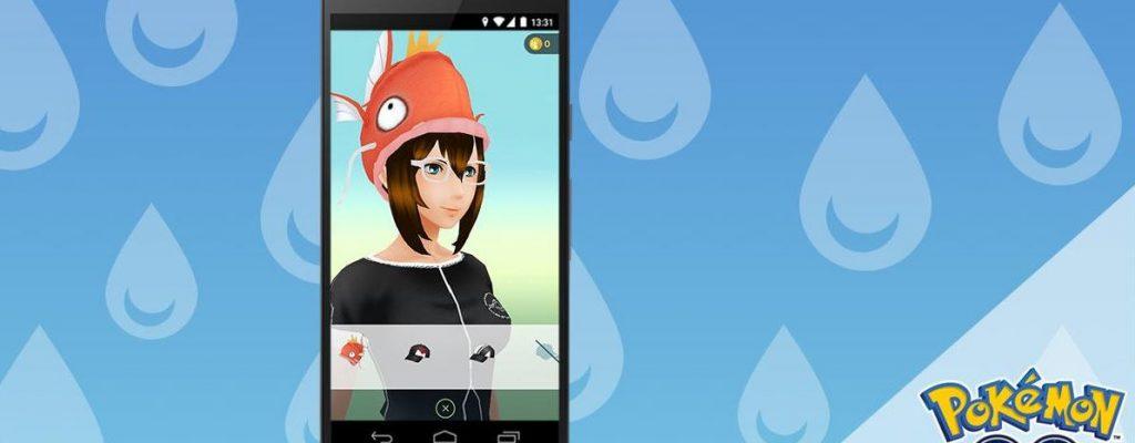 Pokémon GO – Karpador Hut: Mit Fisch als Hut seid Ihr voll im Trend