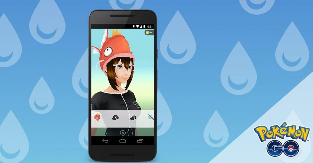 Pokémon GO Karpador Hut