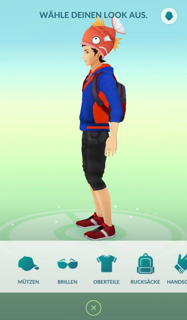 Pokémon GO Karpador Hut2