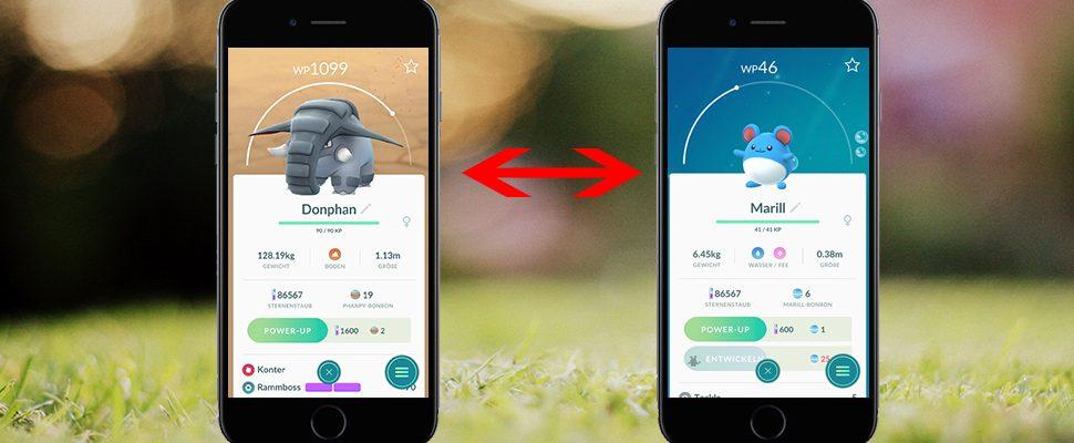 Pokémon GO: Darum kommt das Tauschen so spät ins Spiel