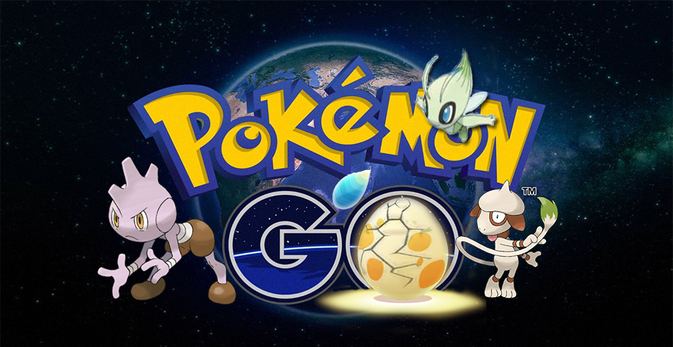 Pokemon GO 2nd Gen Titel