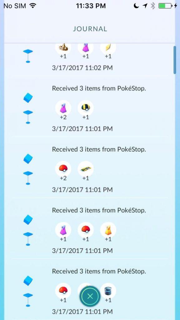 Pokemon GO Evolutionsitems