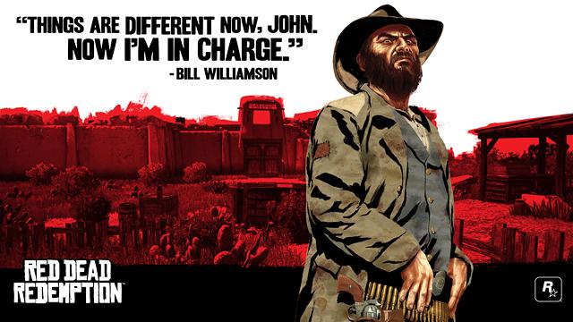 Red Dead Bill Williamson