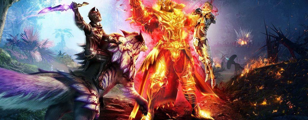 Riders of Icarus: Mega-März-Update – Killerelfen und noch mehr Mounts