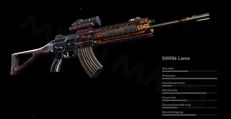 SIG556 Lama PS