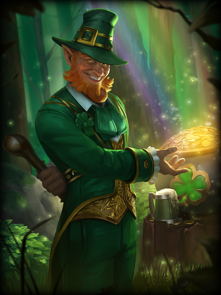 SMITE Loki Goblin God Card