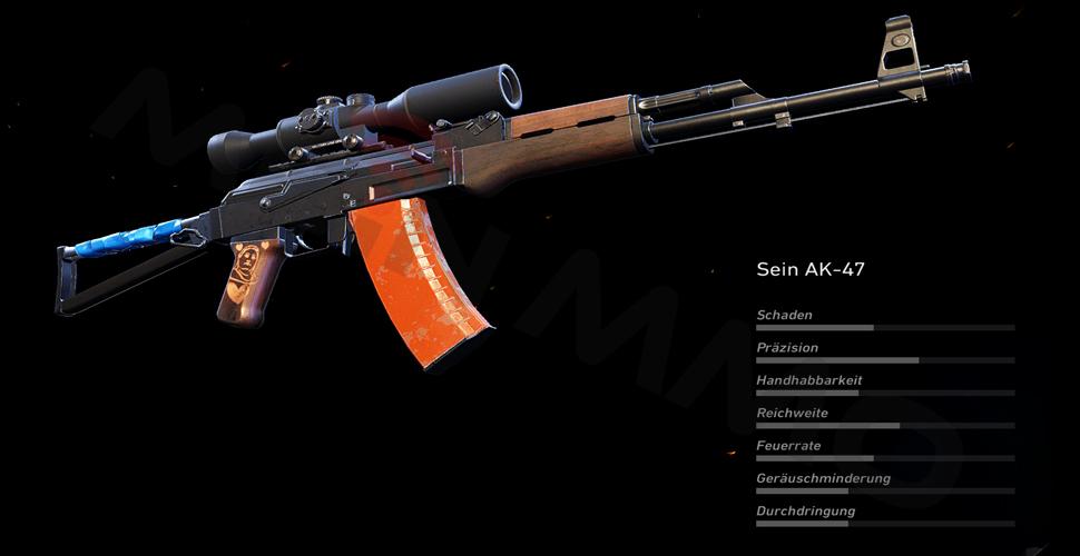 Sein AK-47 PS