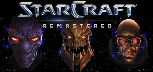 Blizzard kündigt Starcraft Remastered an – 4k und alles