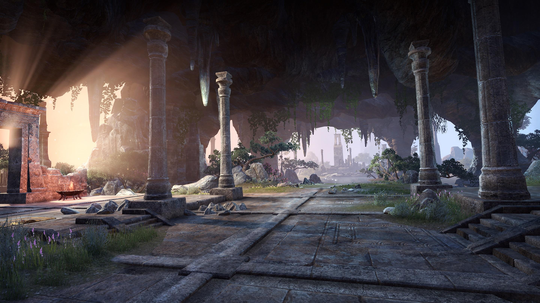 The Elder Scrolls Online Grotte