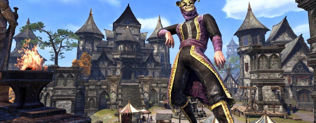 """The Elder Scrolls Online: """"Arsch mit Ohren"""" zum Narrenfest!"""