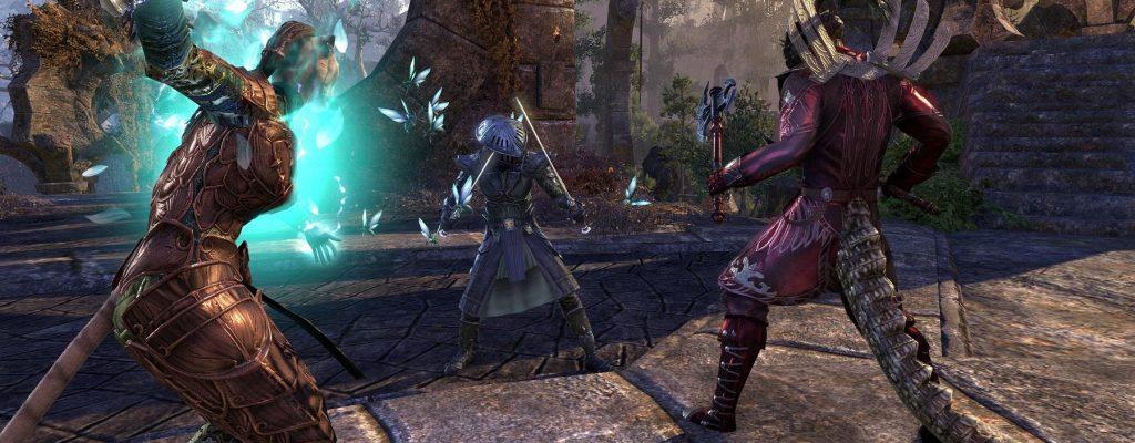 The Elder Scrolls Online: ESO Morrowind stellt PvP-Schlachtfelder vor