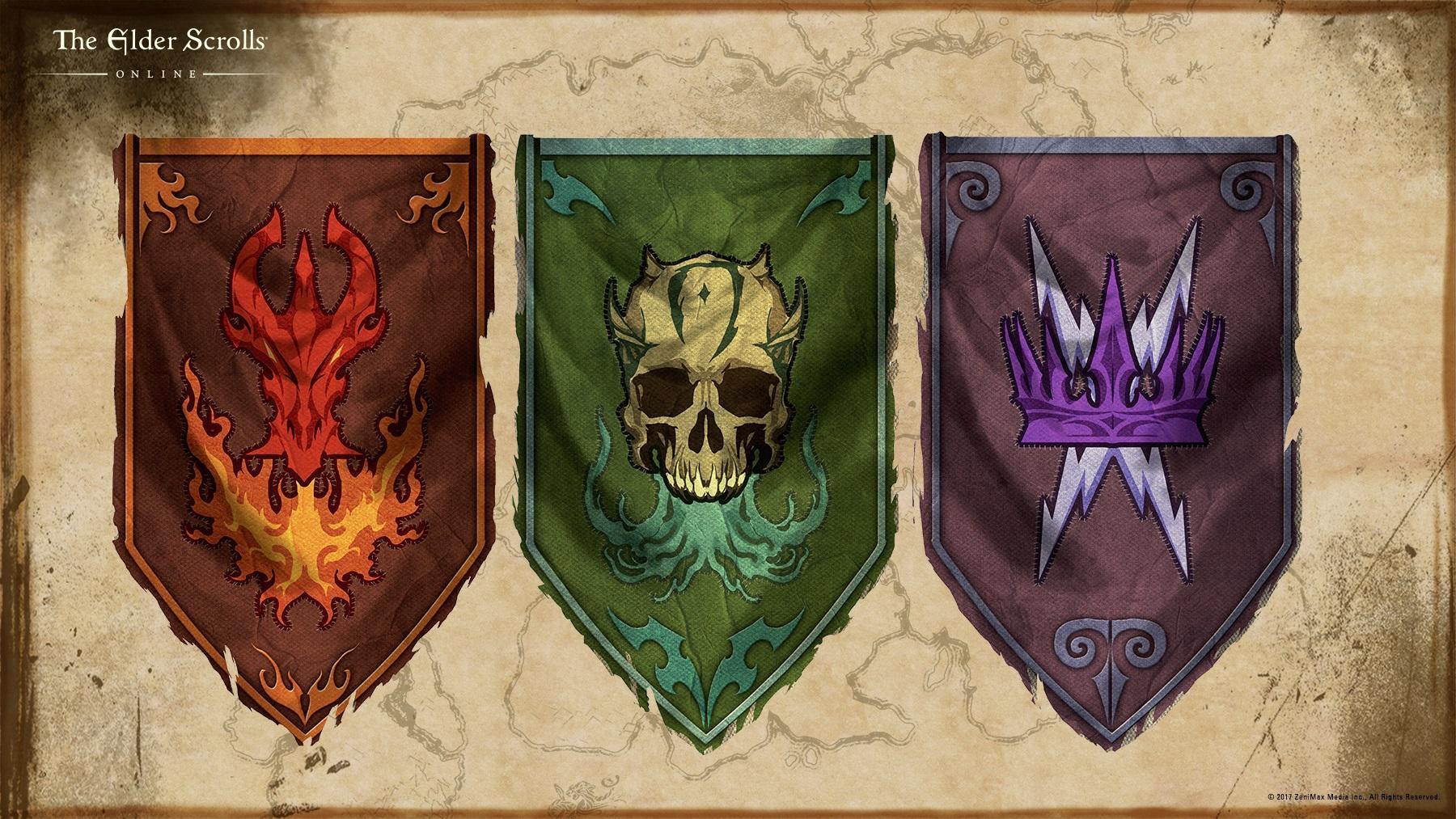 The Elder Scrolls Online Schalchtfeld Teams