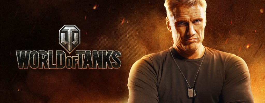 World of Tanks: Ciabatta! Dolph Lundgren in saukomischem Werbespot