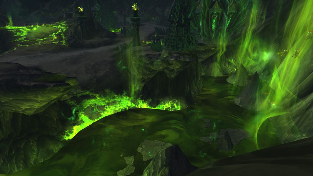 WoW Broken Shore 1