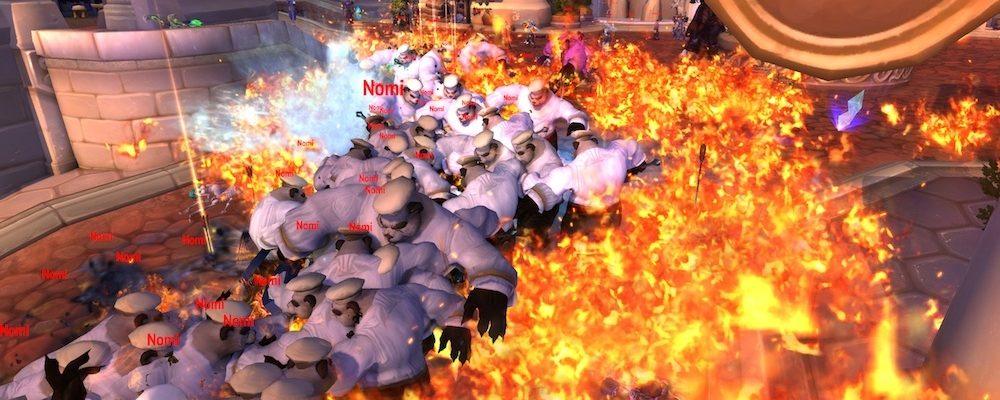 WoW: Massensterben in Dalaran – Nomi schlachtet sich durch den PTR