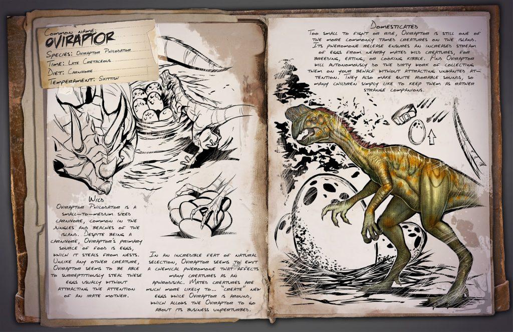 ark Oviraptor