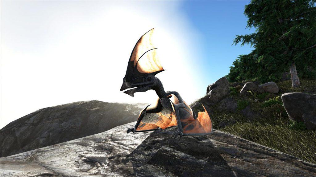 ark quetzal