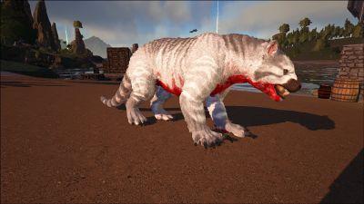 ark thylacoleo