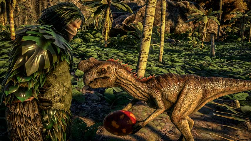 ark_survival_evolved_oviraptor titel
