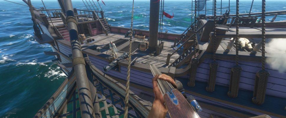 Steam-Hit Blackwake: Konkurrenz zu Sea of Thieves jetzt schon spielbar