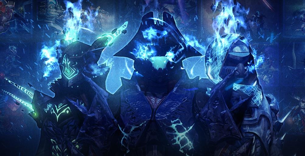 destiny-hüter-blaue-flammen