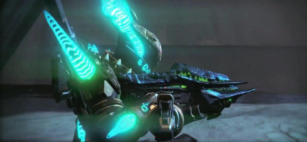 destiny titan necrochasm
