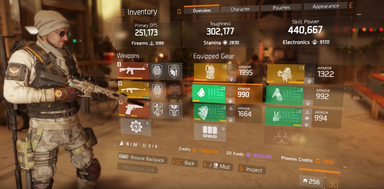 The Division Heiler Build