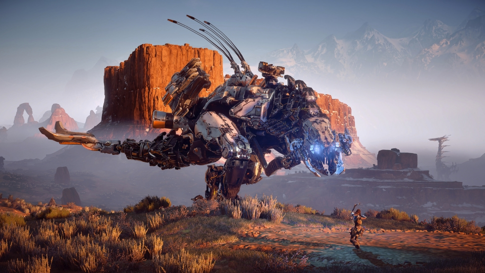 horizon zero dawn screenshot 4