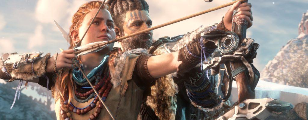 PS4 Slim 1TB, Horizon Zero Dawn, 2. Controller und 3 Monate PS Plus für 298€ bei Mediamarkt