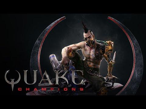 Quake Champions: Closed-Beta startet in wenigen Tagen