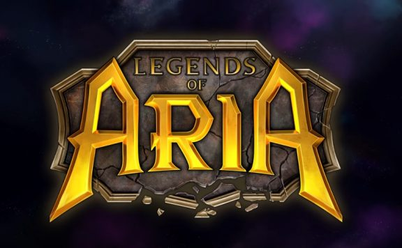 legends of aria logo