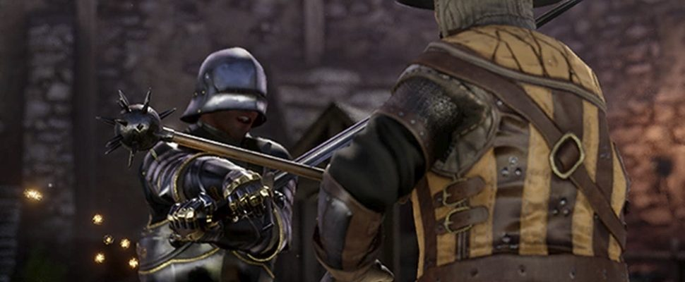 """Mordhau: """"For Honor""""-ähnliches Actionspiel setzt auf Dedicated Server"""
