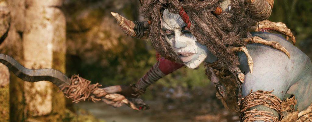 Paragon (PC, PS4): Schäbige Sumpfhexe Morigesh als neue Heldin