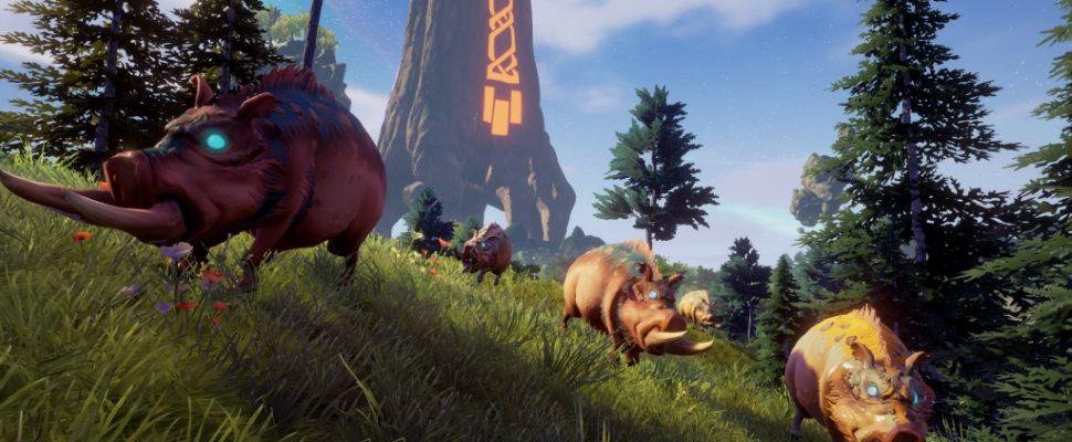 Rend: Neues Survival/MOBA-Game hat eine Zwei-Klassen-Gesellschaft