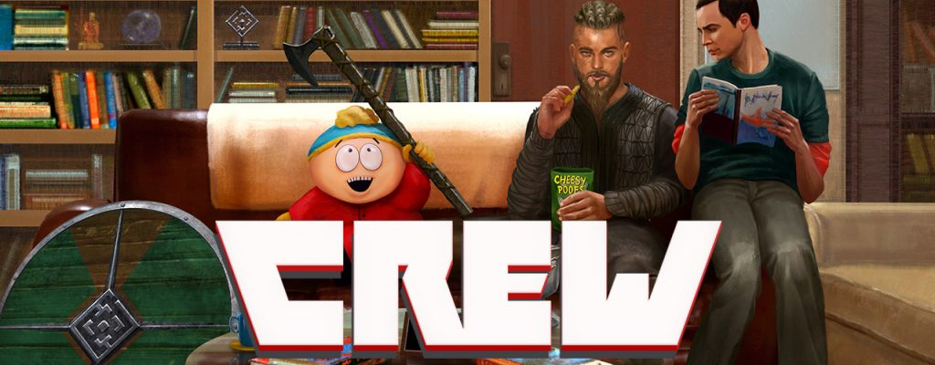 Wootbox im April: South Park, One Piece und The Big Bang Theory