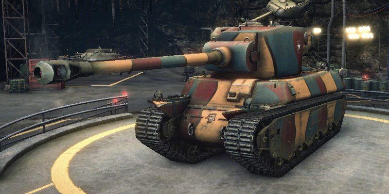 Wot Tanks bevorzugt Matchmaking